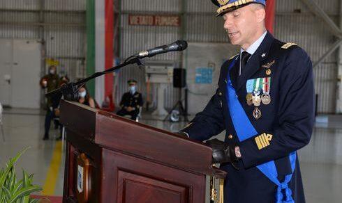 Conferito prestigioso riconoscimento al 37° Stormo di Trapani Birgi: Intervista al Comandante Moris Ghiadoni