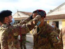 """Altamura (BA): Nuovi bersaglieri ricevono il """"fez"""""""