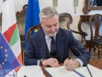 Difesa: Colloquio in videoconferenza tra il Ministro Lorenzo Guerini e il Ministro austriaco Klaudia Tanner