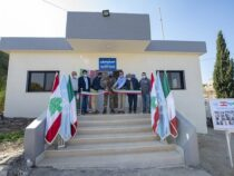 Missione Unifil Libano: Presidio ospedaliero di Qallawiyah ristrutturato dal contingente italiano