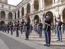 """Accademia Militare: Giuramento solenne del 201° corso """"Esempio"""""""