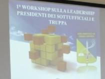 Aeronautica Militare: Concluso il 1° Workshop sulla Leadership per i Presidenti dei Sottufficiali, Graduati e Militari di Truppa