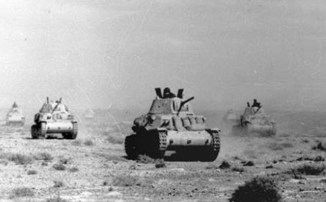 Storia: 78 anni fa si combatteva la terza battaglia di El Alamein