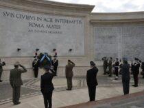 Al Verano e alle Fosse Ardeatine commemorati i militari caduti in guerra e nel dopoguerra