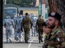 Esercito: Alla Cecchignola uno dei punti di rilevazione, 600 tamponi al giorno