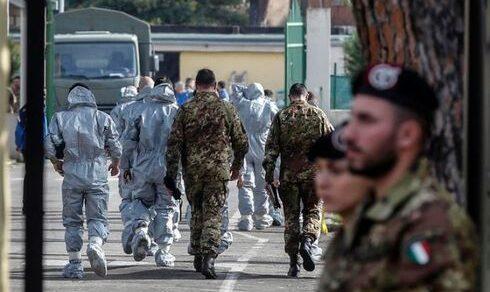 Nuova battaglia per l'Esercito Italiano: La missione speciale contro il Covid-19