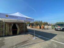 """Veneto: Operazione Igea, vari """"Drive-through"""" in tutta le regione. Coordinatore il colonnello Sergio Garofalo"""