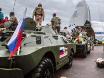 Estero: La Russia rafforza la presenza militare nella Repubblica Centrafricana