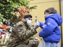 Milano: Vaccini antinfluenzali per i bambini nel centro ospedaliero militare di Baggio
