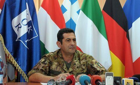 La Sanità militare nella lotta al Covid: Il punto del generale Francesco Paolo Figliuolo, comandante logistico dell'Esercito