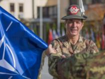 Missione Nato KFOR in Kosovo: Il generale di divisione dell'Esercito Franco Federici è il nuovo comandante