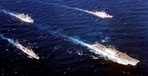 """Marina Militare: Diciannove anni fa nave Garibaldi partiva per la missione """"Enduring Freedom"""""""