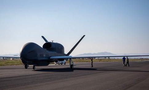 Aeroporto dell'Aeronautica Militare di Sigonella: Completata la flotta dei Global Hawk