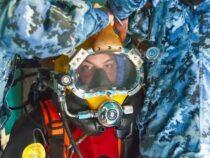 Marina Militare: Chiara Giamundo, la prima e unica palombara in servizio presso il Comsubin