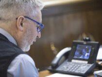 Difesa: Colloquio telefonico tra il Ministro Lorenzo Guerini e il Segretario di Stato alla Difesa del Regno Unito Ben Wallace