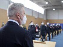 Kosovo: Il Ministro della difesa Lorenzo Guerini in visita ai militari italiani alla Vigilia di Natale