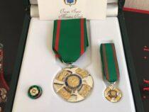 Polizia di Stato: Proposta di Onorificenza di ufficiale e cavaliere al merito della Repubblica Italiana