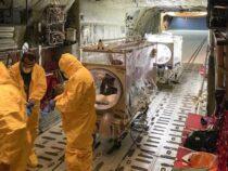 Aeronautica Militare: Emergenza Covid-19, nuovo trasporto in biocontenimento