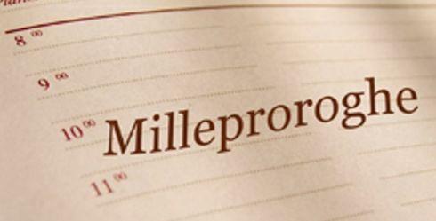 Decreto Milleproroghe 2021 è legge: Pubblicato in Gazzetta Ufficiale il 1° marzo