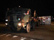 Terremoto in Croazia: La Difesa italiana in supporto al popolo croato