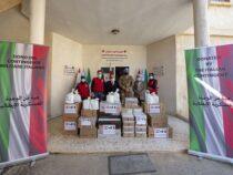 Unifil Libano: Grande fornitura di medicinali dai militari italiani alla Croce Rossa