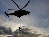 Sicilia: Addestramento congiunto tra Aeronautica Militare e Corpo Nazionale Soccorso Alpino e Speleologico