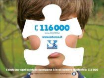 Scomparsa dei minori: In Italia interessa il 52,72% degli under 18