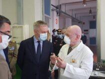 Accordo Difesa-TLS per la creazione del polo di ricerca e sviluppo di produzione di vaccini ed anticorpi
