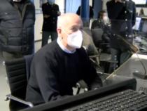 Gli auguri del capo della Polizia Franco Gabrielli ai tanti poliziotti italiani per il Capodanno