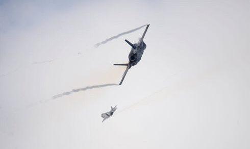 """Aeronautica Militare: Terza edizione dell'attività addestrativa """"Tempesta Perfetta"""""""