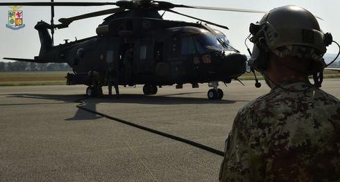 Aeronautica Militare: Riorganizzazione e avvicendamento al Comando della 1^ Brigata Aerea Operazioni Speciali