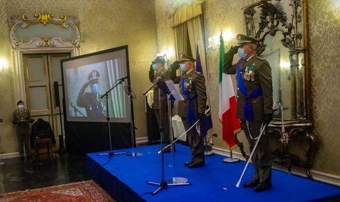 Cerimonia di avvicendamento al Comando Militare Esercito Lombardia