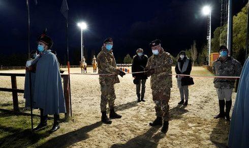 """Lecce: Inaugurato il nuovo Campo Ostacoli """"Capitano Federigo Caprilli"""""""