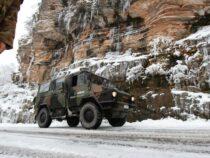 Emergenza neve: L'Esercito in soccorso delle comunità montane