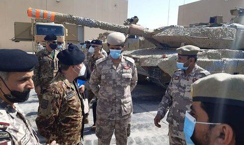 Esercito: Conclusa la visita ufficiale del Generale Salvatore Farina in Qatar