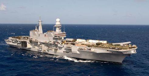 """Marina Militare: Undici anni fa Nave Cavour ad Haiti alla missione umanitaria italiana interforze """"White Crane 2010"""""""