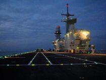 Marina Militare: Al via le prove in mare per la certificazione della portaerei Cavour all'impiego degli F-35B