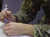 """Base Usaf di Aviano: La campagna di vaccinazione è arrivata alla seconda fase, quella chiamata """"1B"""""""