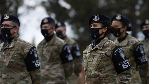 """Stati Uniti: I nuovi gradi dei """"guardiani"""" della """"United States Space Force"""""""