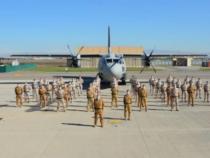 Missioni Iraq: Celebrato l'importante traguardo delle 5000 ore di volo per il Task Group Albatros