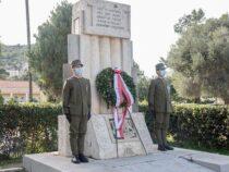 """Cerimonie: 103° anniversario della battaglia dei """"Tre Monti"""""""