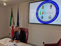 Sicurezza: Sottoscritto protocollo d'intesa tra Polizia criminale ed Eurispes per rafforzare la conoscenza dei fenomeni criminali