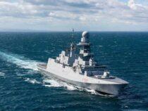"""La fregata Carabiniere ammiraglia alla missione dell'Unione Europea EUNAVFOR Somalia Operazione """"Atalanta"""""""