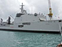 """Marina Militare: Iniziata la vita operativa di """"Nave Vulcano"""""""