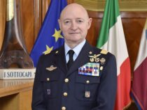 Sigonella: Visita del sottocapo dell'Aeronautica Militare Generale di Squadra Aerea Luca Goretti