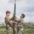 """Il 183° Reggimento Paracadutisti """"Nembo"""" ricorda il 76° anniversario della battaglia di Case Grizzano"""