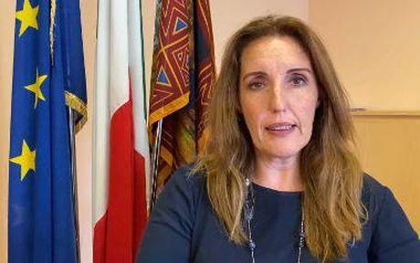 Verona: L'Assessore Elena Donazzan in visita al COMFOTER di Supporto
