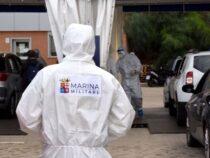 Puglia e Basilicata: L'impegno della Marina Militare al contrasto del Covid-19