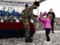 """Solidarietà: L'Esercito Italiano a sostegno del """"Progetto Autismo"""""""