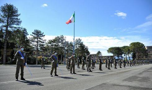 Esercito Italiano: Giuramento dei Volontari in ferma prefissata del 4° Blocco 2019